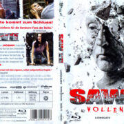 Saw 7 (2010) R2 Blu-Ray German