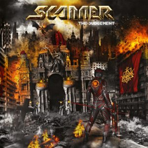 Scanner - The Judgement - 1Front
