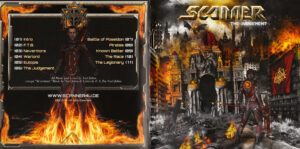 Scanner - The Judgement - Booklet