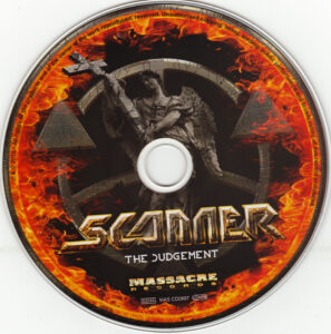 Scanner - The Judgement - CD