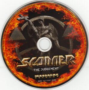 Scanner - The Judgement - CD