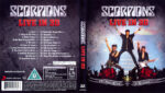 Scorpions: LIVE in 3D (2012) Blu-Ray Cover