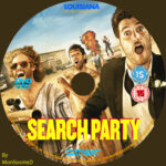 Search Party (2014) R2 Custom DVD Label