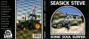 Seasick Steve - Sonic Soul Surfer - Digipack
