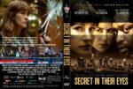 Secret In Their Eyes (2015) R1 CUSTOM DVD Cover