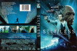 Self/less (2015) R1 DVD Cover