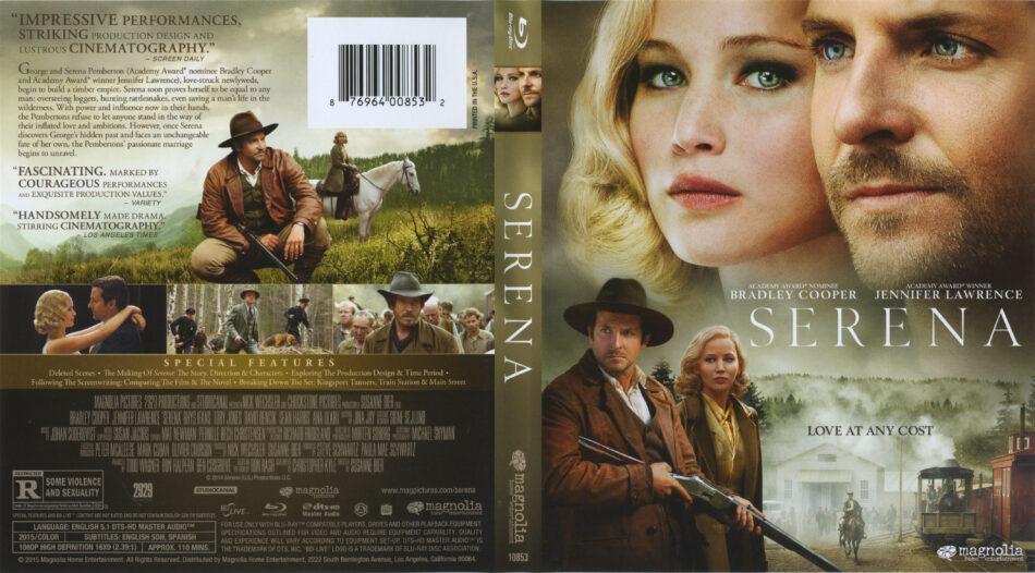 serena blu-ray dvd cover