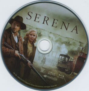 serena blu-ray dvd label