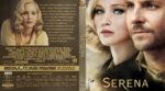 Serena (2014) R0 Blu-Ray Custom Cover & Label