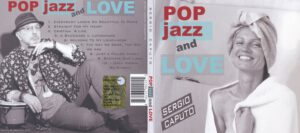 Sergio Caputo - Pop Jazz And Love - Digipack