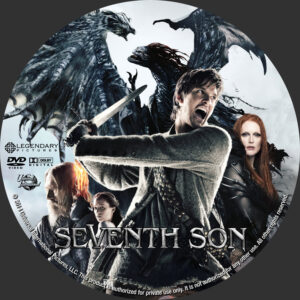 Seventh Son Custom Label
