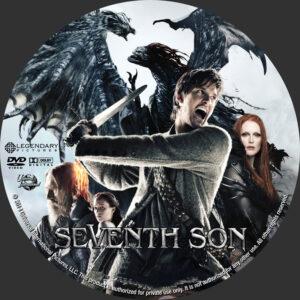 Seventh Son Custom Label