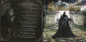 ShadowQuest - Armoured IV Pain - Booklet (1-6)