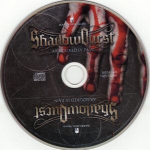 ShadowQuest - Armoured IV Pain - CD