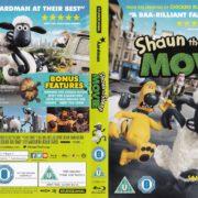 Shaun the Sheep (2015) R2 Blu-Ray Custom