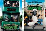 Shaun the Sheep Movie (2015) R0 Custom DVD Cover