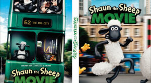 shaun the sheep movie dvd cover