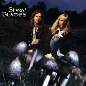 Shaw Blades - Hallucination (Japan) - 1Front