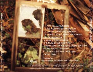 Shaw Blades - Hallucination (Japan) - Back