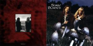 Shaw Blades - Hallucination (Japan) - Booklet (1-6)