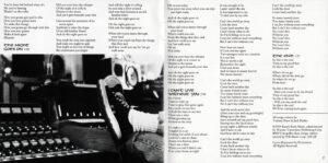 Shaw Blades - Hallucination (Japan) - Booklet (5-6)