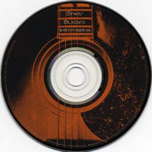 Shaw Blades - Hallucination (Japan) - CD