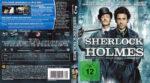 Sherlock Holmes (2009) German Blu-Ray DVD Cover