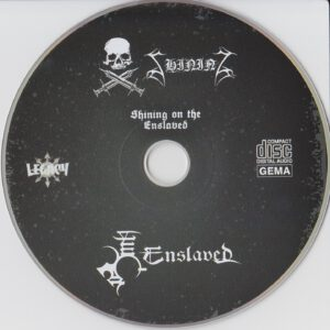Shining & Enslaved - Shining On The Enslaved (Split) - CD