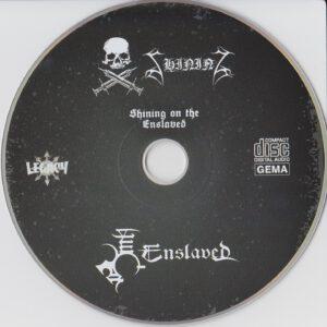 Shining & Enslaved - Shining On The Enslaved (Split) - CD