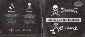 Shining & Enslaved - Shining On The Enslaved (Split) - Digipack