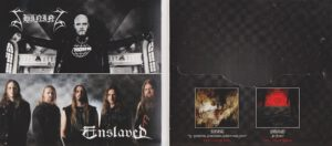 Shining & Enslaved - Shining On The Enslaved (Split) - Inside