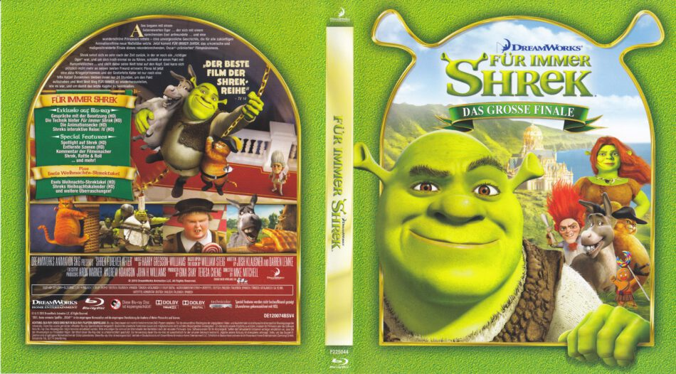 Shrek 1 Stream Deutsch