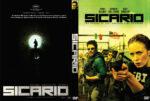 Sicario (2015) R0 Custom DVD Cover