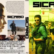 Sicario (2016) Blu-Ray Custom German