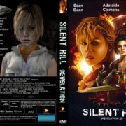 Silent Hill Revelation (2012) R1 CUSTOM DVD Cover