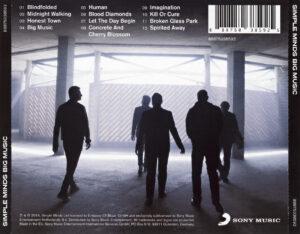 Simple Minds - Big Music - Back