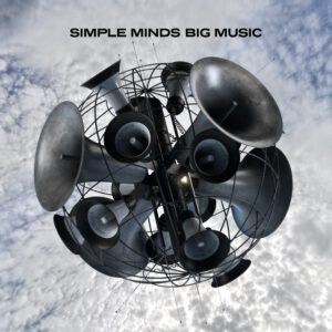 Simple Minds - Big Music - Front