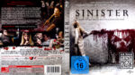 Sinister (2012) Blu-Ray German