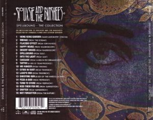 Siouxsie & The Banshees - Spellbound - The Collection - Back