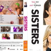 Sisters (2015) R1 Custom DVD Cover & Label