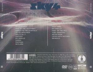 Sky - Sky4 (Forthcoming) (1982)(Expanded & Remastered) - Back
