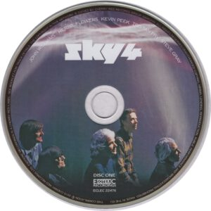 Sky - Sky4 (Forthcoming) (1982)(Expanded & Remastered) - CD (1-2)