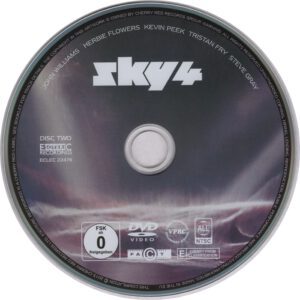 Sky - Sky4 (Forthcoming) (1982)(Expanded & Remastered) - CD (2-2)
