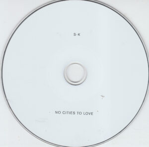 Sleater-Kinney - No Cities To Love - CD