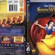 Snow White And The Seven Dwarfs (1937) R1 DVD Cover