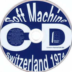 Soft Machine - Switzerland 1974 (Live Montreux 04.07.1974) - CD (1-2)