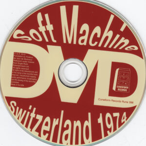 Soft Machine - Switzerland 1974 (Live Montreux 04.07.1974) - CD (2-2)