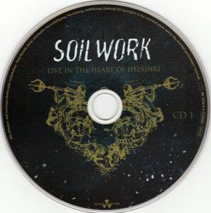 Soilwork - Live In The Heart Of Helsinki - CD (1-3)
