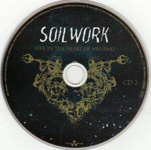 Soilwork - Live In The Heart Of Helsinki - CD (2-3)