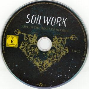 Soilwork - Live In The Heart Of Helsinki - CD (3-3)